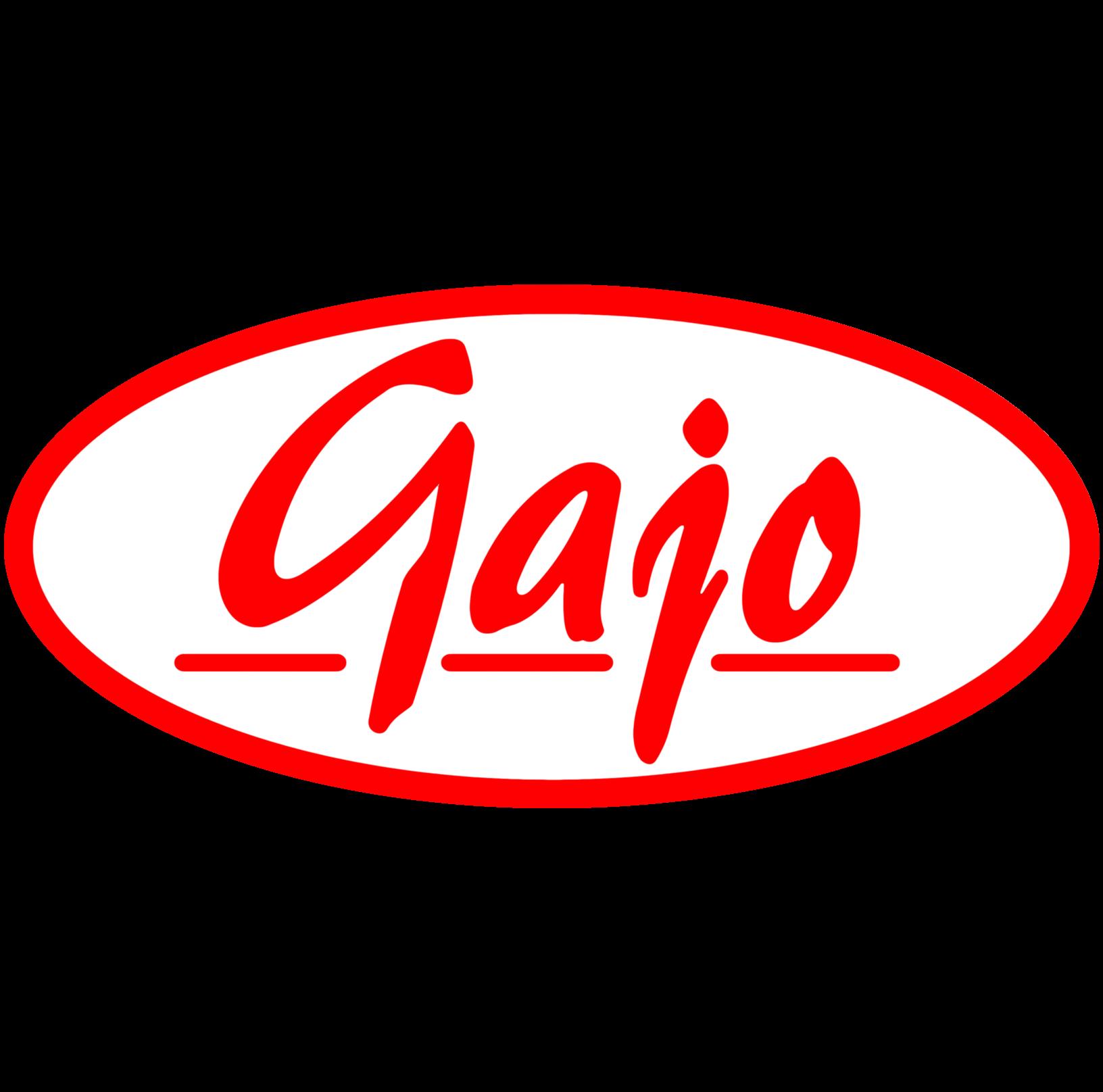 GAJO, Ozdobimy Twój Świat Logo